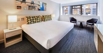 Travelodge Hotel Sydney Wynyard - Sydney - Bedroom