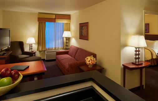 Larkspur Landing Bellevue - An All-suite Hotel - Bellevue - Living room