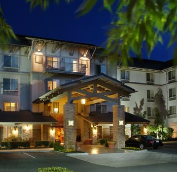 Larkspur Landing Bellevue - An All-suite Hotel - Bellevue - Building