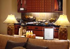 Larkspur Landing Bellevue - An All-suite Hotel - Bellevue - Restaurant