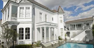 Melrose Mansion - New Orleans - Building