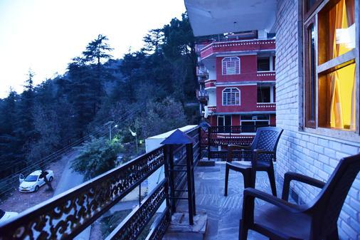 New Varuni House - Dharamsala - Balcony