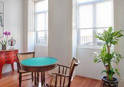 Charming House Marquês - Porto - Lounge