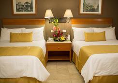 Hotel Olmeca Plaza - Villahermosa - Bedroom