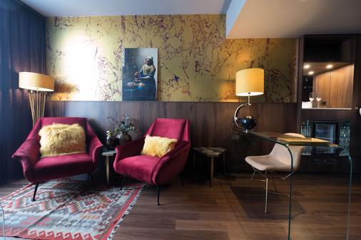 Apollo Hotel Amsterdam, a Tribute Portfolio Hotel - Amsterdam - Living room