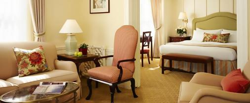 Hotel Drisco - San Francisco - Living room