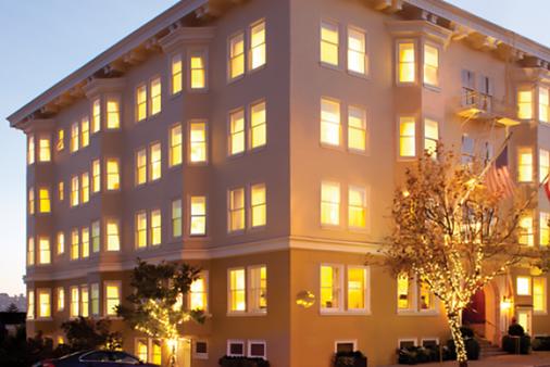 Hotel Drisco - San Francisco