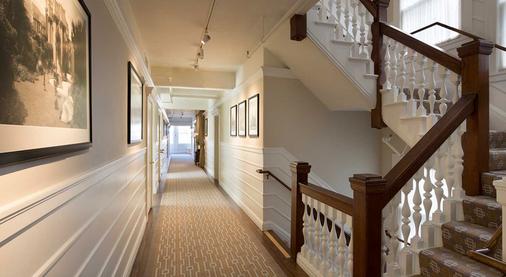 Hotel Drisco - San Francisco - Hallway