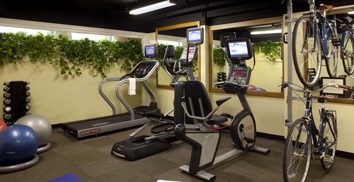 Hotel Drisco - San Francisco - Gym