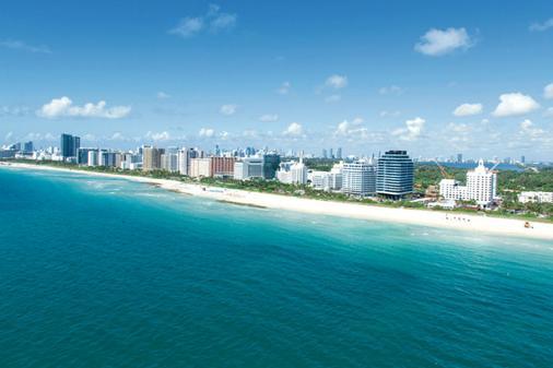 Riu Plaza Miami Beach - Miami Beach - Beach