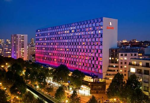 Paris Marriott Rive Gauche Hotel and Conference Center - Paris - Building