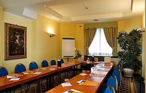 Hotel Mozart - Milan - Meeting room