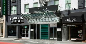 Hotel Diva - San Francisco - Building