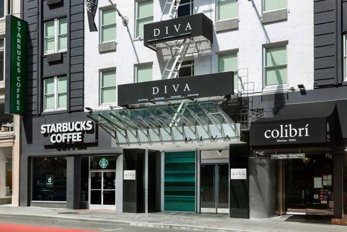 Hotel Diva - San Francisco - Building