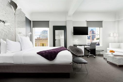 Hotel Diva - San Francisco - Bedroom
