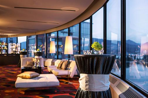 Pinnacle Hotel Harbourfront - Vancouver - Lounge