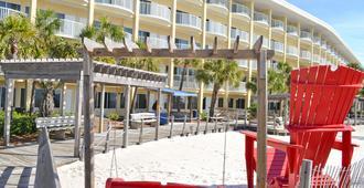Boardwalk Beach Hotel - Panama City Beach - Building