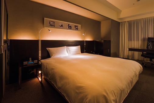 Cross Hotel Sapporo - Sapporo - Bedroom