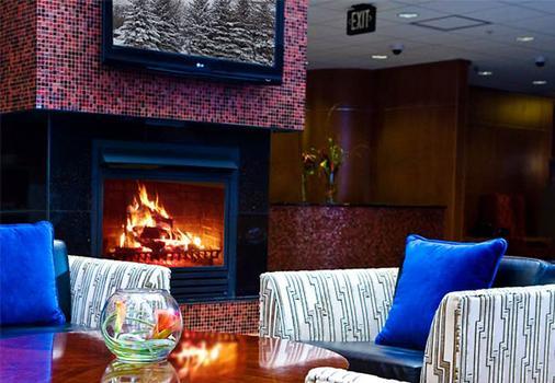 Courtyard by Marriott Boston Logan Airport - Boston - Lounge