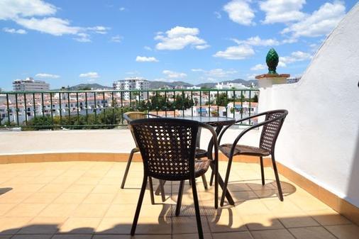 Hotel José Cruz - Nerja - Balcony