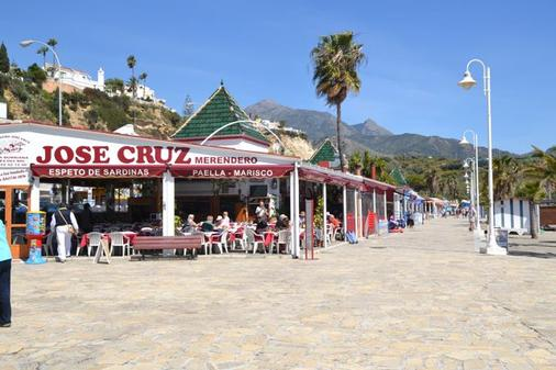 Hotel José Cruz - Nerja - Beach