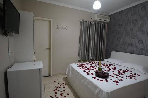 Pousada Quedas D'Água - Foz do Iguaçu - Bedroom
