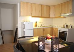 Central City Apartments - Oslo - Kitchen