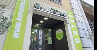 B&B Hotel Roma Trastevere - Rome - Building