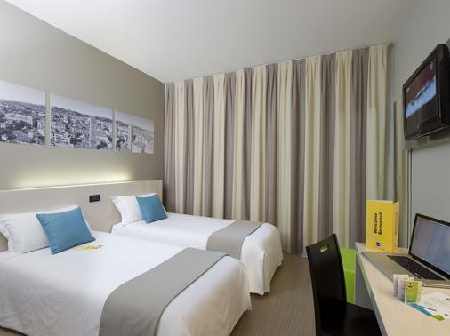 B&B Hotel Verona - Verona - Bedroom