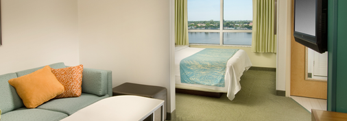 SpringHill Suites by Marriott Miami Airport South - Miami - Bedroom