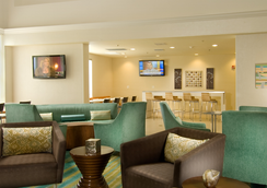 SpringHill Suites by Marriott Miami Airport South - Miami - Lobby