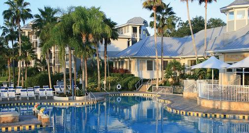 Marriotts Cypress Harbour Villas - Orlando - Building