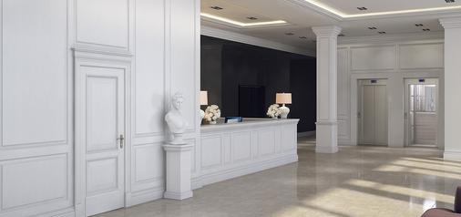 Grand Hotel Palladium Munich - Munich - Front desk