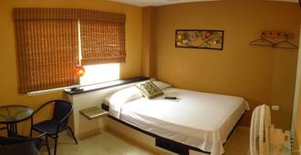 Hotel Casa D'mer Taganga - Taganga - Bedroom