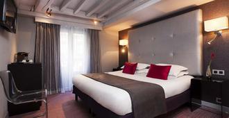 Hotel Opera Marigny - Paris - Bedroom