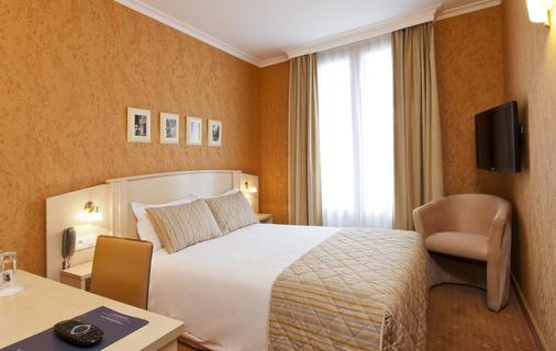 Hôtel Elysées-Opéra - Paris - Bedroom