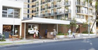 The Surfjack Hotel & Swim Club - Honolulu - Building