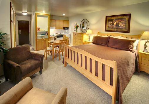 Aston Lakeland Village Beach & Mountain - South Lake Tahoe - Bedroom