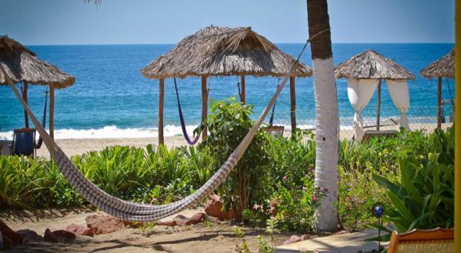 Hotel Gilda - Acapulco - Beach