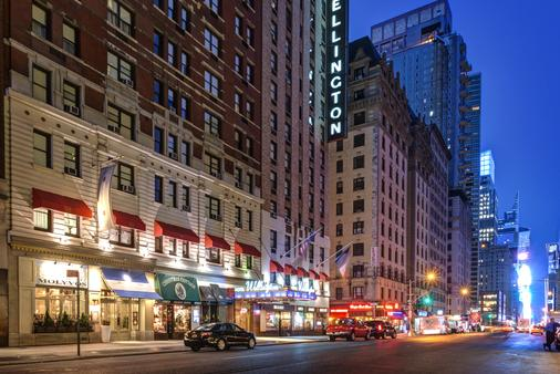 Wellington Hotel - New York - Outdoor view