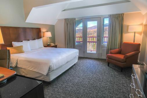 Killington Mountain Lodge, BW Signature Collection - Killington - Bedroom