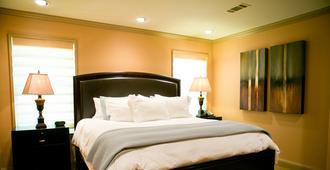 The Sanford House Inn & Spa - Arlington - Bedroom