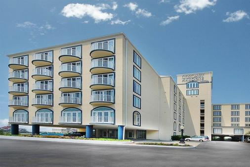 The Coconut Malorie Resort - Ocean City - Building