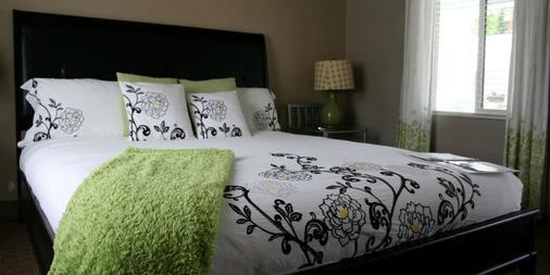 Posh Palm Springs - Palm Springs - Bedroom