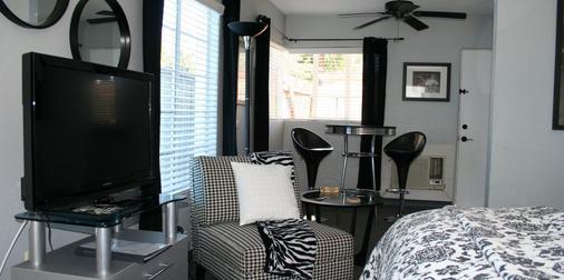 Posh Palm Springs - Palm Springs - Living room