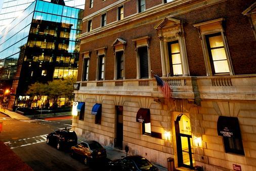 Boston Common Hotel - Boston - Outdoor view