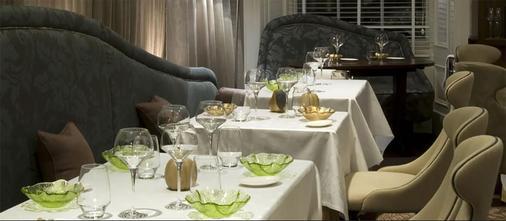 21212 Restaurant with Rooms - Edinburgh - Restaurant