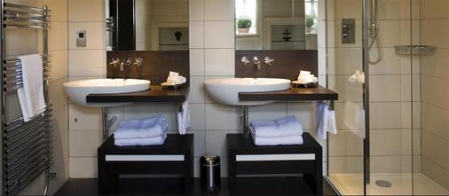 21212 Restaurant with Rooms - Edinburgh - Bathroom