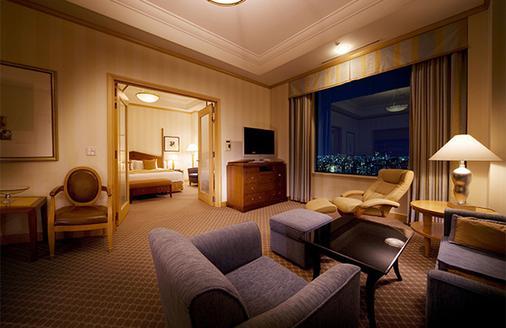 Imperial Hotel Osaka - Osaka - Living room