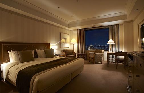 Imperial Hotel Osaka - Osaka - Bedroom